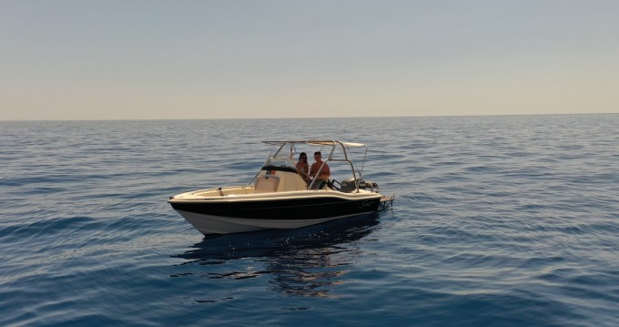 Hire Motorboat with or without skipper Scout Chóra Sfakíon