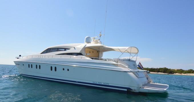 Rental yacht Poreč - Dalla pieta yachts Dalla Pieta 86 on SamBoat