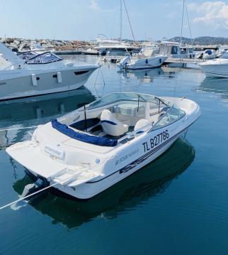 Rental yacht Les Issambres - Four Winns Horizon 180 on SamBoat