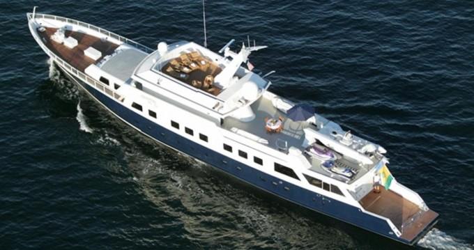 Rental Yacht in Bodrum - Custom Made Motor yacht