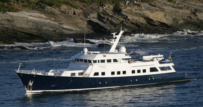 Boat rental Custom Made Motor yacht in Bodrum on Samboat