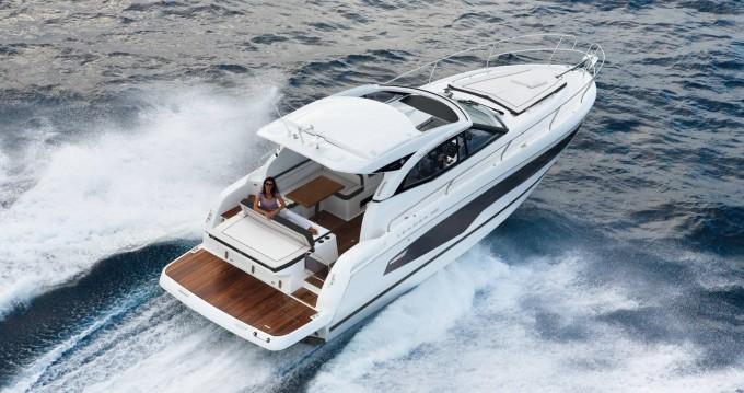 Rental Motorboat in Naples - Jeanneau Leader 36 Sportop