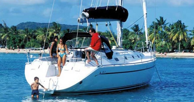 Boat rental Alimos cheap Harmony 47