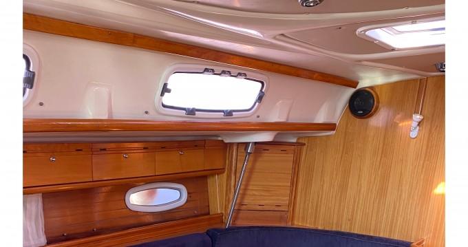 Bavaria Bavaria 50 Cruiser between personal and professional Lefkada