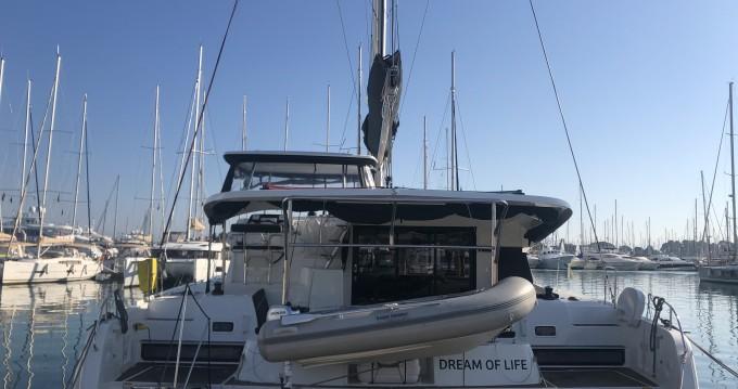 Rental yacht Gouvia - Lagoon Lagoon 42 on SamBoat