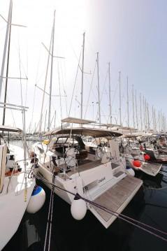 Boat rental Biograd na Moru cheap Dufour 520 Grand Large