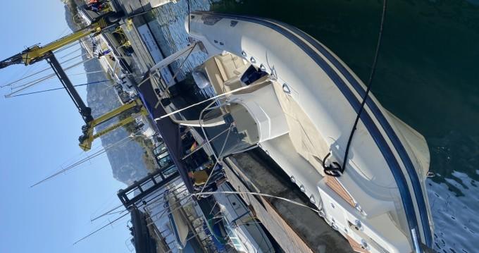 Boat rental Capelli Capelli 770 Luxe in Marseille on Samboat