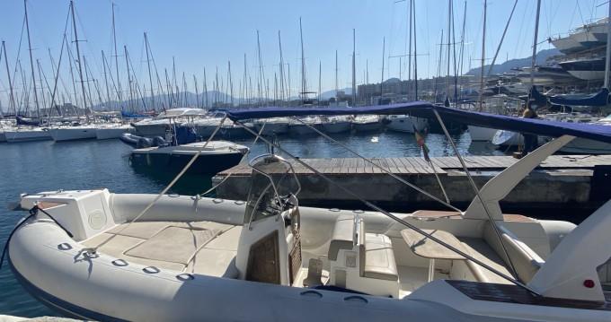 Boat rental Marseille cheap Capelli 770 Luxe