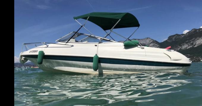 Rental Motorboat in Doussard - Bayliner Bayliner 2052 LS