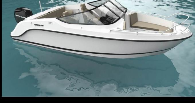 Boat rental Chindrieux cheap Activ 605 Bowrider