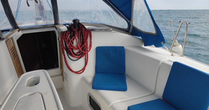 Boat rental Torrevieja cheap Cyclades 43.4