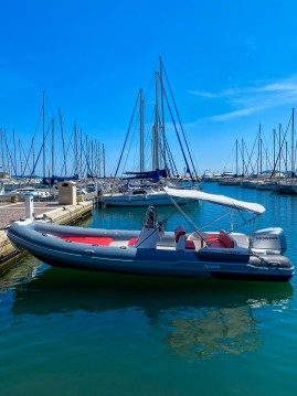 Rental yacht La Londe-les-Maures - Italboats PREDATOR 730 on SamBoat