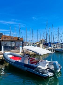 Rent a Italboats PREDATOR 730 La Londe-les-Maures