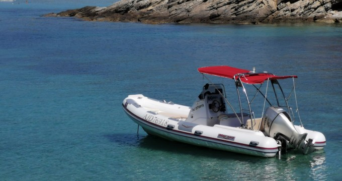 RIB for rent Saint-Florent at the best price
