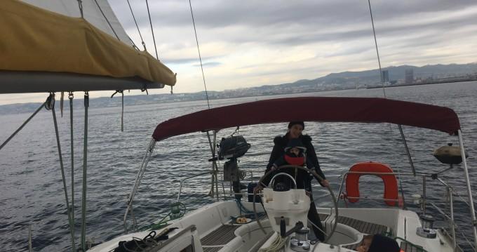 Rental Sailboat in Marseille - Bénéteau Oceanis 361