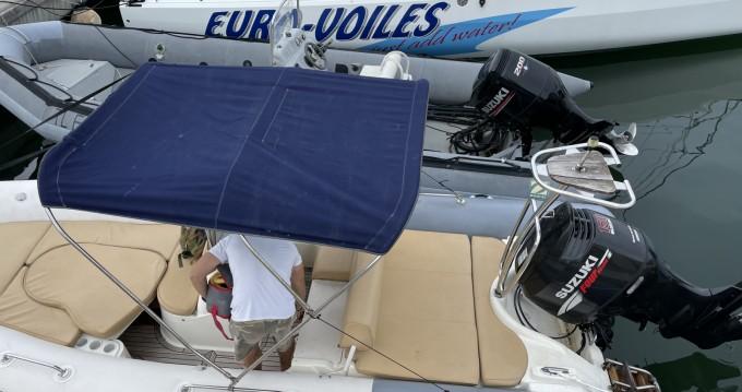 Rental RIB in Port de Hyères (St Pierre) - Zodiac Medline II Serie Limitee