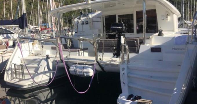 Rental yacht Fethiye - Lagoon Lagoon 400 S2 on SamBoat