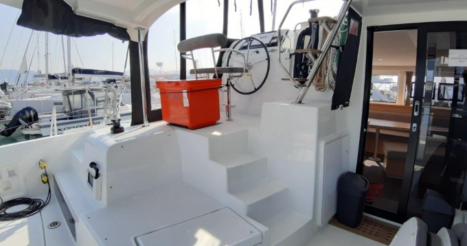 Rental Catamaran in Phuket - Lagoon Lagoon 42