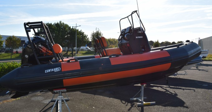 Centaure CENTAURE 590 HYPALON XL between personal and professional Anglet
