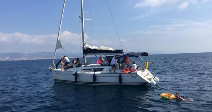 Rent a Jeanneau Sun Odyssey 36i Barcelona