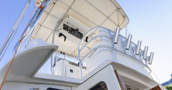 Rental Motorboat in Dénia - Luhrs 32