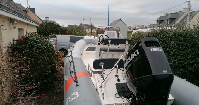 Zodiac Pro Open 650 Neo between personal and professional Lorient