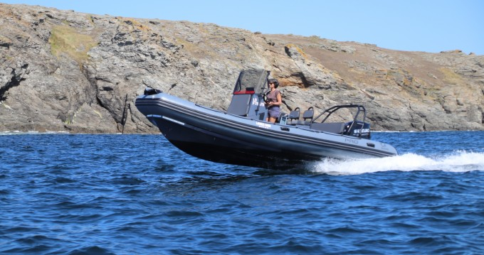 Zodiac Pro 7 between personal and professional Lorient