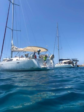 Hire Sailboat with or without skipper Dufour Bonifacio