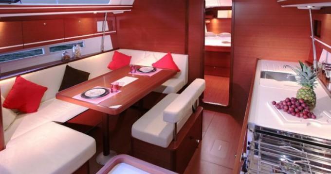 Rental Sailboat in Barcelona - Dufour Dufour 450 Grand Large