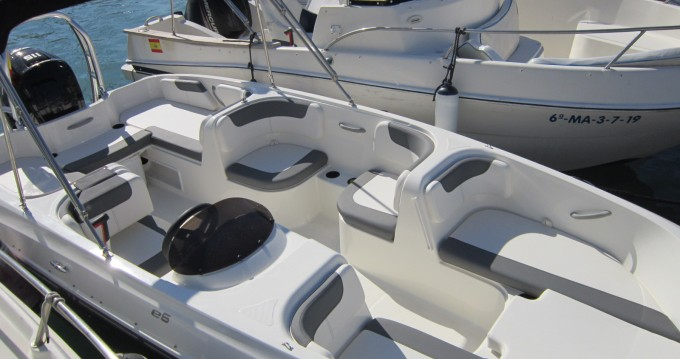 Hire Motorboat with or without skipper Bayliner Málaga