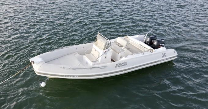 Rent a Joker Boat Clubman 24 Grand Piquey