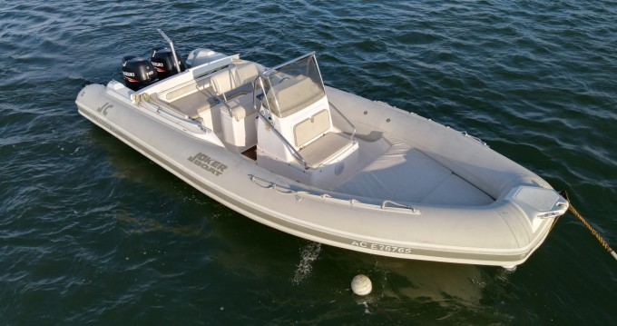 Rental RIB in Grand Piquey - Joker Boat Clubman 24