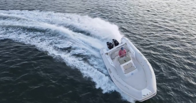 Hire RIB with or without skipper Joker Boat Grand Piquey