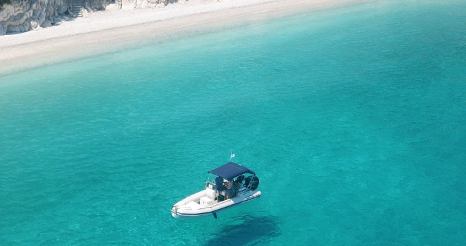 RIB for rent Syvota at the best price