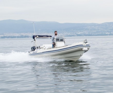 Rental yacht Syvota - Evripus rib on SamBoat