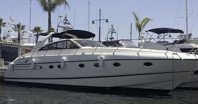 Rental yacht Golfe-Juan - Princess Princess V52 on SamBoat