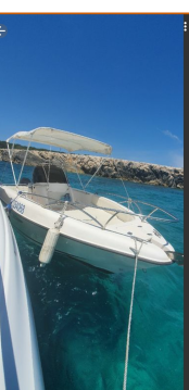 Boat rental Marseille cheap Activ 455 Open