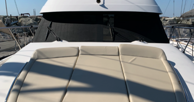 Rental yacht Bonifacio - Jeanneau Prestige 46 Fly on SamBoat