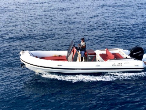 Boat rental Italiamarine panarea 26 in Antibes on Samboat