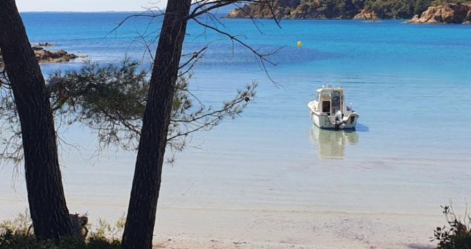 Rental yacht La Londe-les-Maures - Bénéteau Antares 550 Calanque on SamBoat