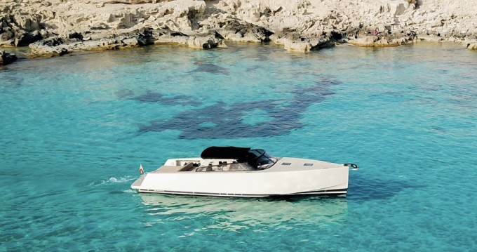 VanDutch VanDutch 40 between personal and professional Ibiza Island
