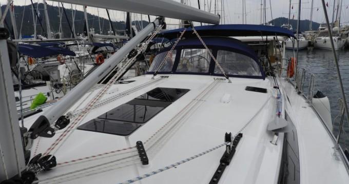 Rent a Bavaria Cruiser 51 Göcek