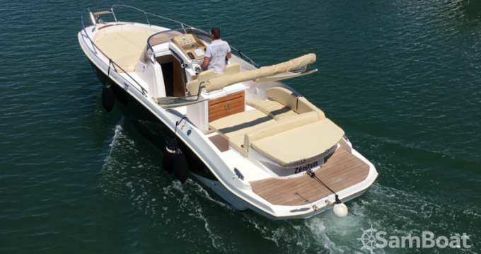 Sessa Marine Key Largo 27 between personal and professional Fréjus
