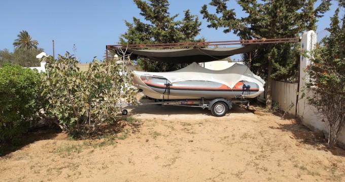 Boat rental hippocampe focchi 460 in Midoun on Samboat
