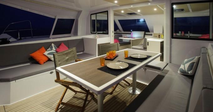 Rental Catamaran in Le Marin - Nautitech Open 40
