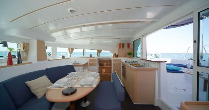 Catamaran for rent Pianottoli-Caldarello at the best price