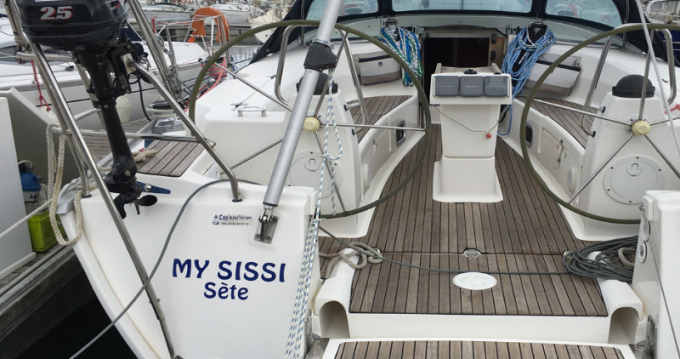 Hire Sailboat with or without skipper 7 Port du Crouesty