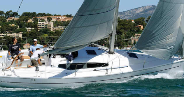 Hire Sailboat with or without skipper 13 Port du Crouesty