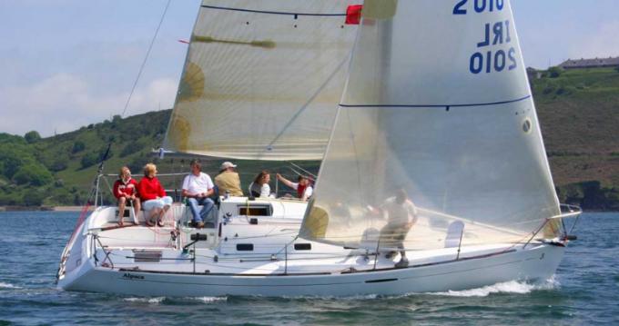 Boat rental Port du Crouesty cheap FIRST 31.7