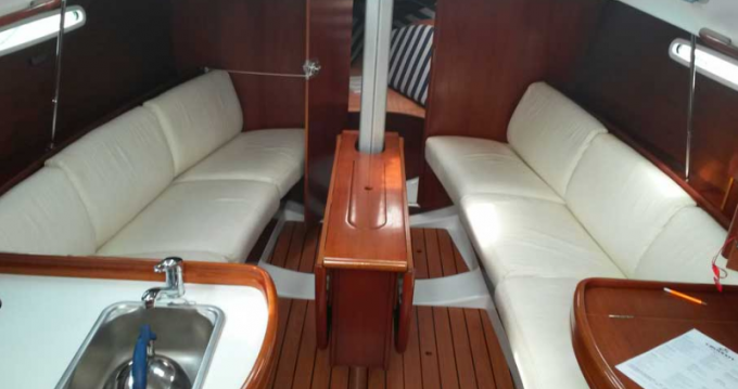 Rental Sailboat in Port du Crouesty - 4 First 31.7 (2 cab)
